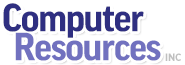 Computer Resources, Inc Logo